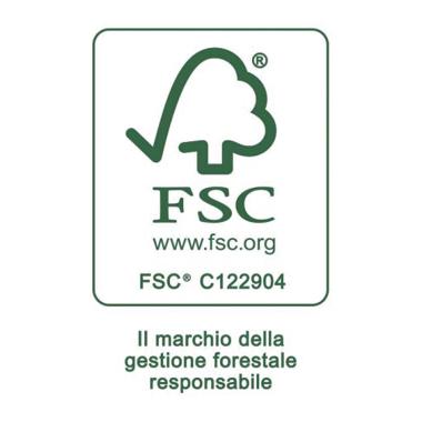 Foscart ottiene la certificazione FSC