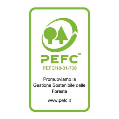 Foscart ottiene la certificazione PEFC