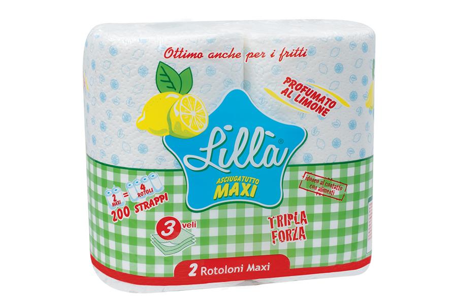 Asciugatutto cucina maxi Lillà