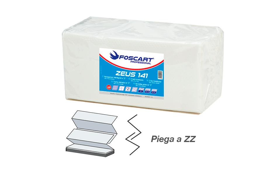 Asciugamano zeus141 piega zz