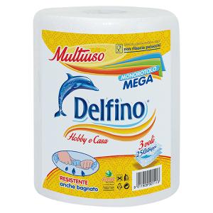Monorotolo asciugatutto Delfino