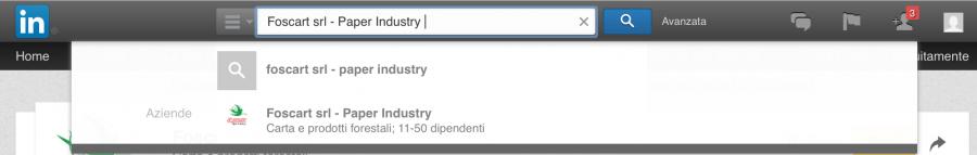 fase1 - digita Foscart srl - Paper Industry